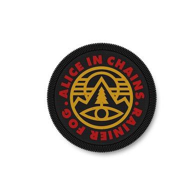 Alice In Chains Rainier Emblem Patch (Multi)