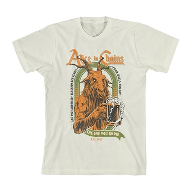 Alice In Chains Devils Brew T-Shirt