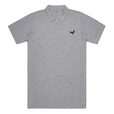 Alice In Chains AIC Rooster Polo