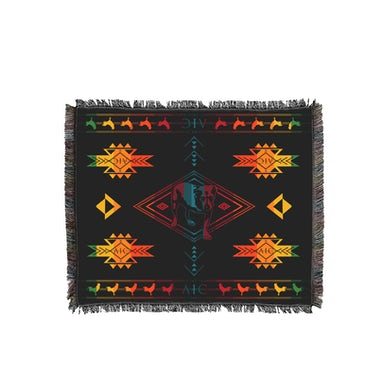 Alice In Chains The Dog Tapestry Blanket