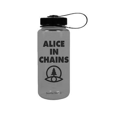 Alice In Chains Pine Emblem 87 Water Bottle
