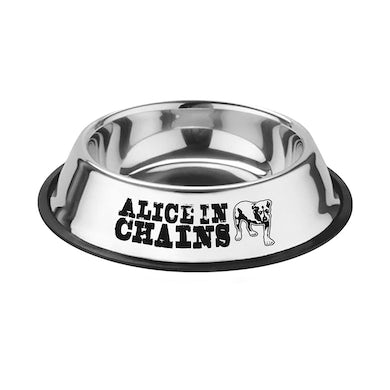 Alice In Chains Self-Titled Dog Bowl