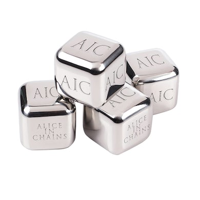 Alice In Chains Classic Logo Whiskey Stones