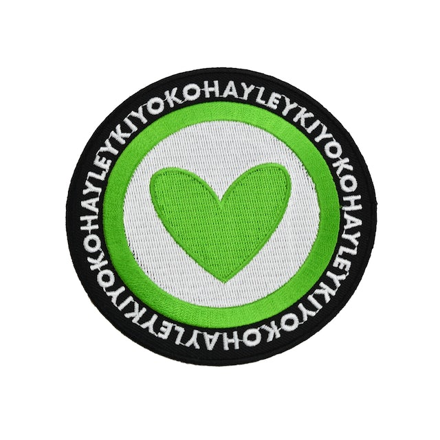 Hayley Kiyoko Heart Patch