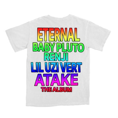Lil Uzi Vert Eternal Atake Globes T-shirt