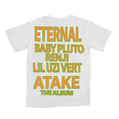 Lil Uzi Vert Eternal Atake Hand & Keyhole T-shirt