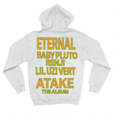 Lil Uzi Vert Eternal Atake Hand & Keyhole Hoodie