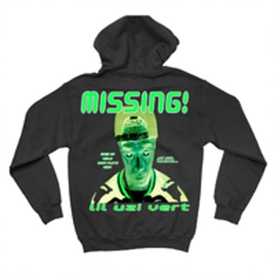 Lil Uzi Vert Eternal Atake Glow In The Dark Missing Hoodie