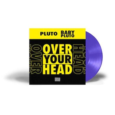 """Lil Uzi Vert Over Your Head 12"""" Purple Vinyl"""