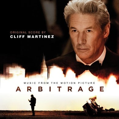 Cliff Martinez Arbitrage CD