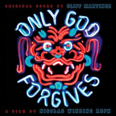 Cliff Martinez Only God Forgives CD