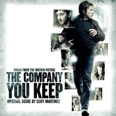 Cliff Martinez The Company You Keep CD