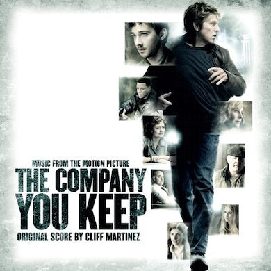 Cliff Martinez The Company You Keep CD