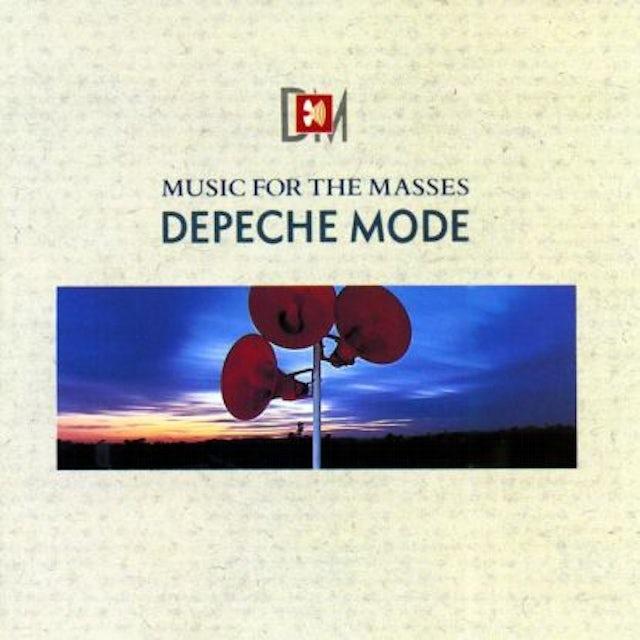 Depeche Mode Music For The Masses CD