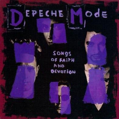 Depeche Mode Songs Of Faith And Devotion CD