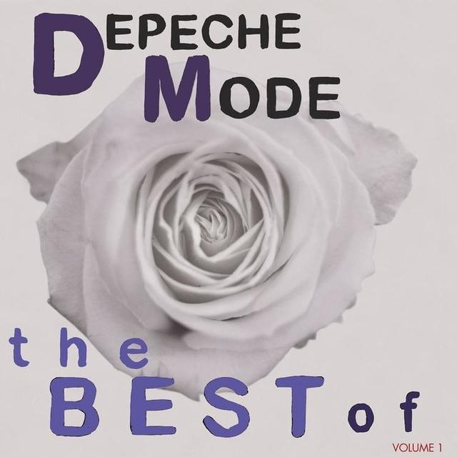Depeche Mode The Best Of (Volume 1) 3 LP (Vinyl)