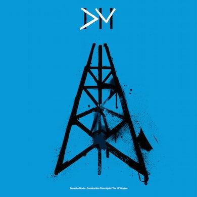 """Depeche Mode Construction Time Again - The 12"""" Singles (6LP) (Vinyl)"""