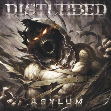 Disturbed Asylum CD
