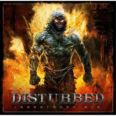 Disturbed Indestructible Vinyl