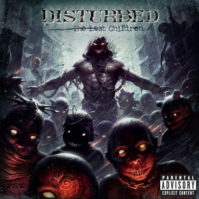 Disturbed The Lost Children CD