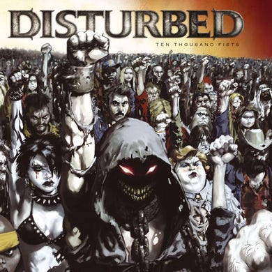 Disturbed Ten Thousand Fists CD