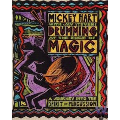 Grateful Dead Drumming at the Edge of Magic Book