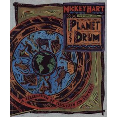Grateful Dead Planet Drum: A Celebration of Percussion and Rhythm Book