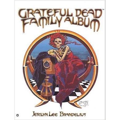 Grateful Dead Family Album Book