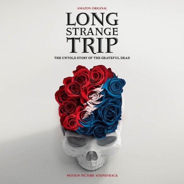 Grateful Dead Long Strange Trip Soundtrack CD