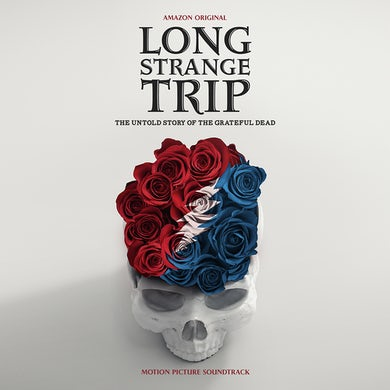 Grateful Dead Long Strange Trip Highlights From The Motion Picture Soundtrack Vinyl