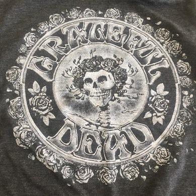 Grateful Dead Women's GD Skull & Roses Flowy Tank