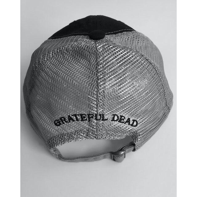 Grateful Dead Bolt Mesh Back Hat (Black/Grey)