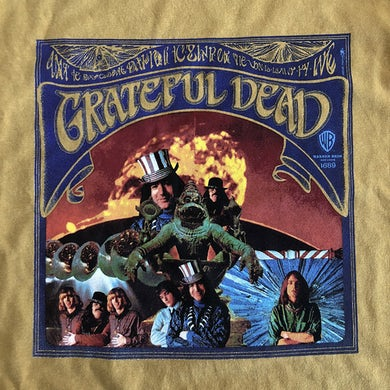 50th Collection: The Grateful Dead Cover T-Shirt