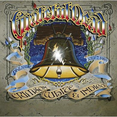 Grateful Dead Crimson, White & Indigo: JFK Stadium, Philadelphia, July 7 1989