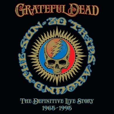 Grateful Dead 30 Trips Around the Sun: The Definitive Live Story (1965-1995)