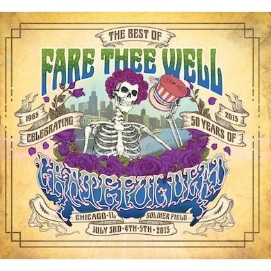 Grateful Dead Best Of Fare Thee Well July 3, 4 & 5 2015