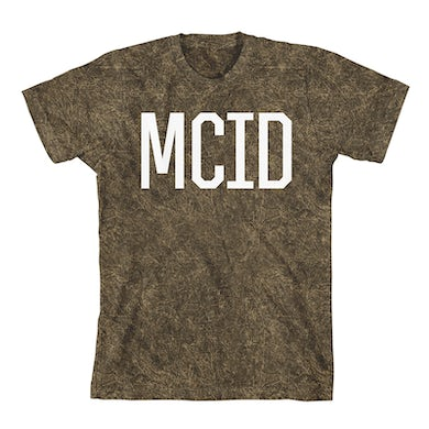 Highly Suspect MCID Mineral Wash T-Shirt