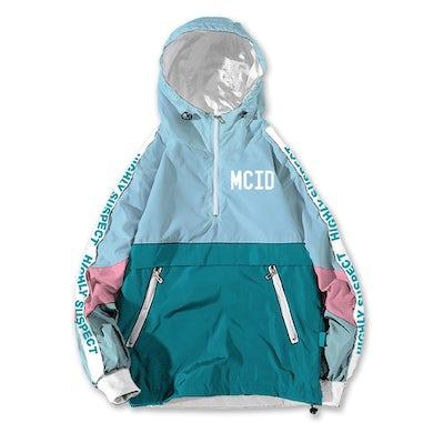 Highly Suspect MCID Custom Windbreaker Jacket