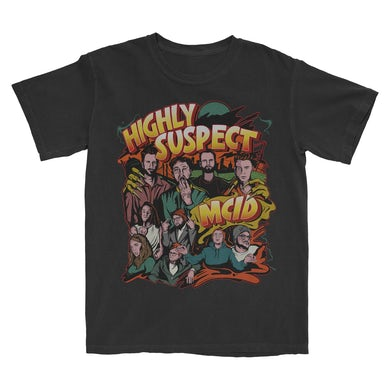 Highly Suspect Big Trouble T-Shirt