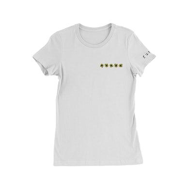 Sunflower Repeat Juniors T-Shirt