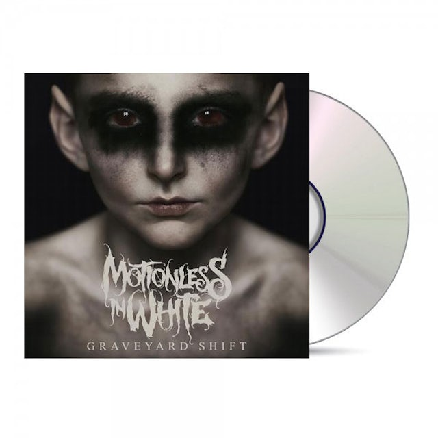 Motionless In White Graveyard Shift CD