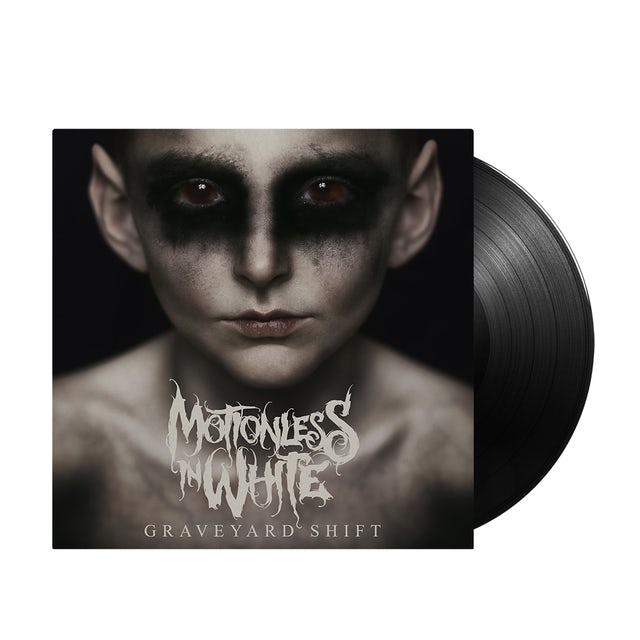 Motionless In White GRAVEYARD SHIFT LP (Vinyl)