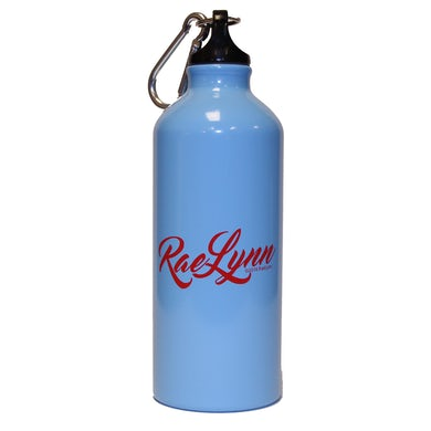 RaeLynn Logo Water Bottle