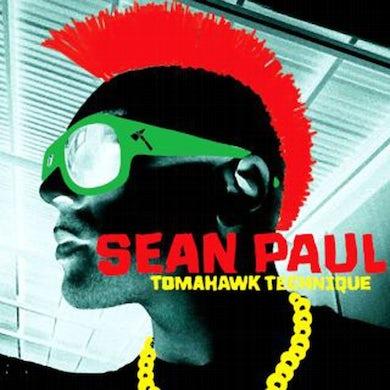 Sean Paul Tomahawk Technique CD
