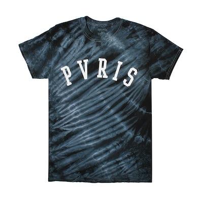 Pvris Logo Tie Dye T-Shirt