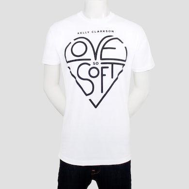 Kelly Clarkson Heart Shaped T-Shirt