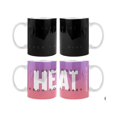 Kelly Clarkson Heat Color Change Mug