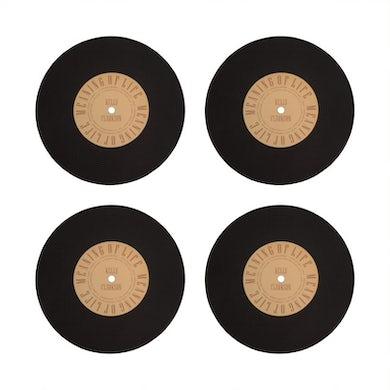 Kelly Clarkson Heat Vinyl Coasters (Set of 4)
