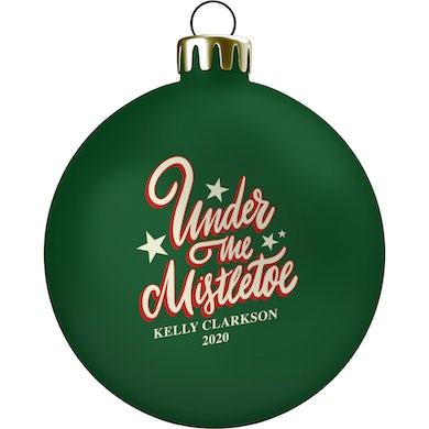 Kelly Clarkson Mistletoe Ornament
