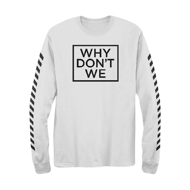 3b41b7c48 Why Don't We Merch Store, Why Don't We tees, Why Don't We long ...